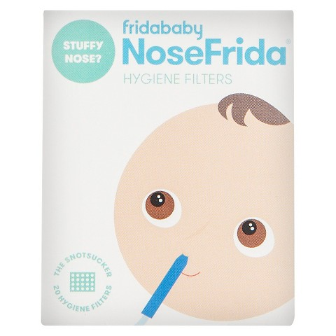Nosefrida Filter Bag, 20 ct