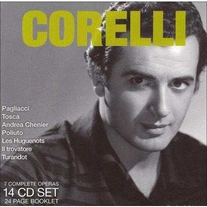Legendary Performances of Corelli (Box Set)