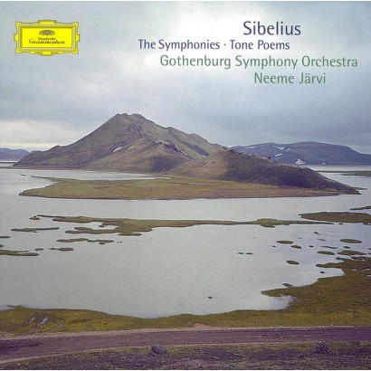 Sibelius: The Symphonies; Tone Poems (Box Set) (Live)
