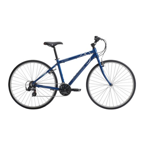 "Forge MensM-Street 17"" Fitness Bike - Skyscape Blue"