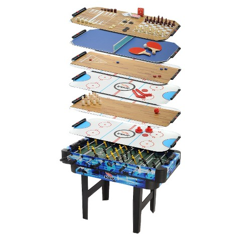 Competitor 11 in 1 Family Fun Table Game Center
