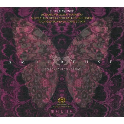 Amoureuse: Sacred and Profane Arias by Jules Massenet (Hybird SACD)