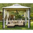 Atlantis 3-Piece Patio Sectional Conversation Furniture Set