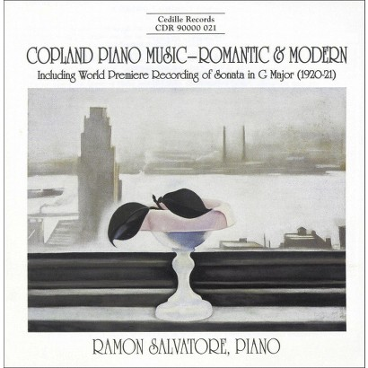 Copland Piano Music - Romantic & Modern