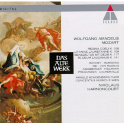 Mozart: Sacred Chorus Works