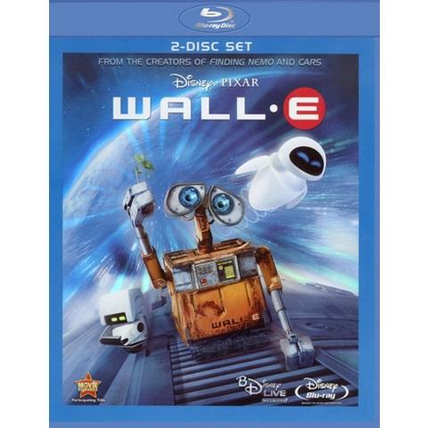 Wall-E (Blu-ray) (2 Discs)