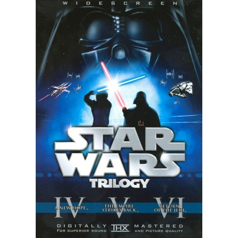 Star Wars Trilogy  (6 Discs) (Widescreen)