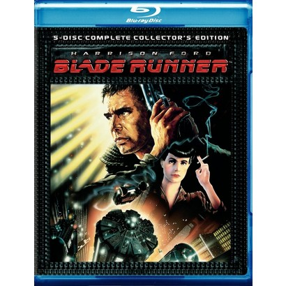 Blade Runner (Blu-ray) (5 Discs) (Complete Collector's Edition) (Widescreen)