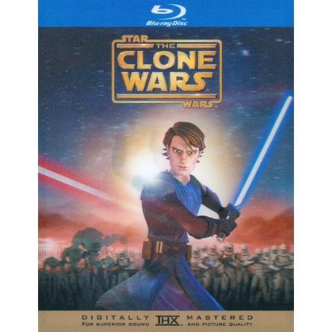 Star Wars: The Clone Wars (Blu-ray) (Widescreen)