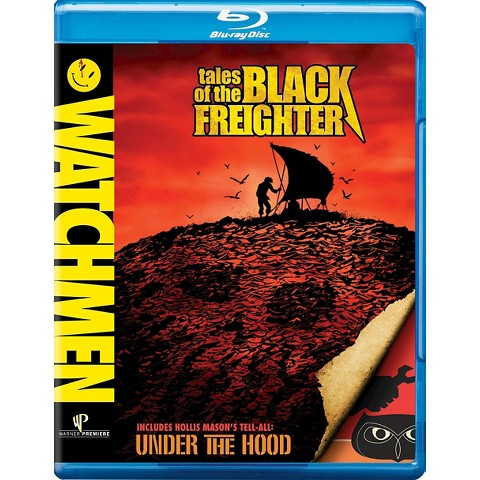 Watchmen: Tales of the Black Freighter/Under the Hood (Blu-ray) (Widescreen)
