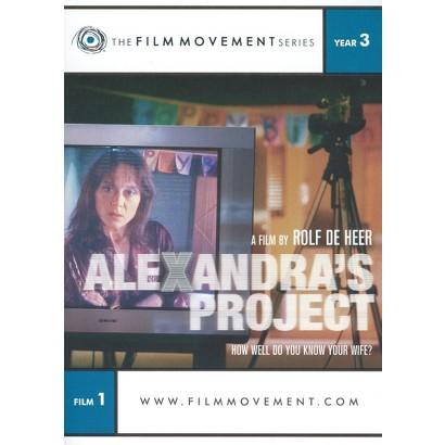 Alexandra's Project (Widescreen) (The Film Movement Series)