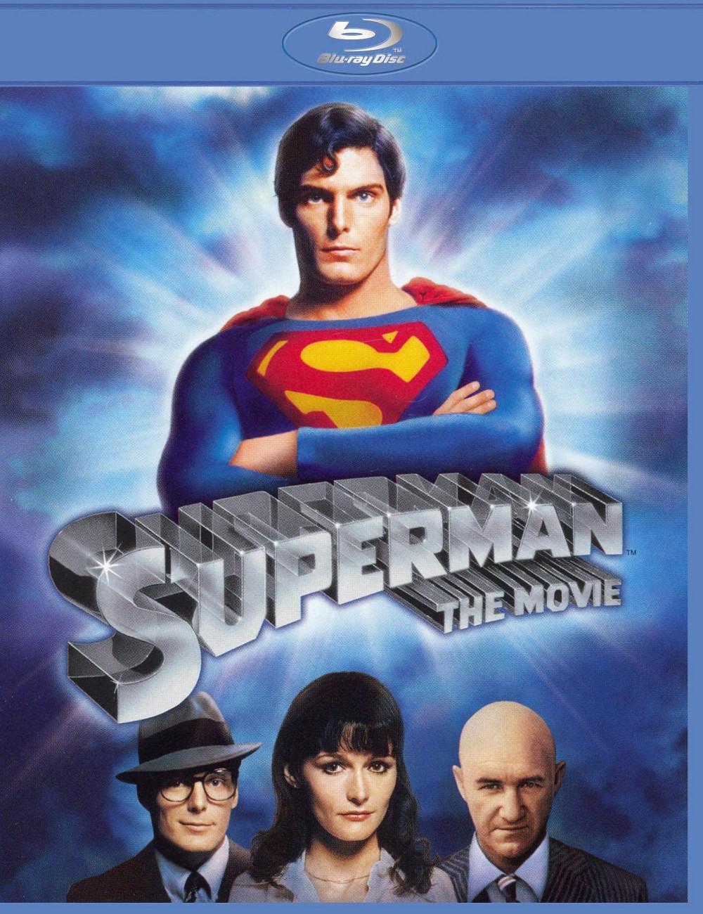Superman: The Movie (Blu-ray)