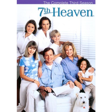 7th Heaven: The Complete Third Season (6 Discs)