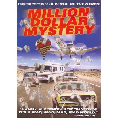 Million Dollar Mystery (Widescreen)