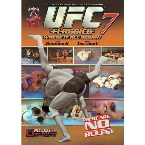 Ultimate Fighting Championship Classics, Vol. 7