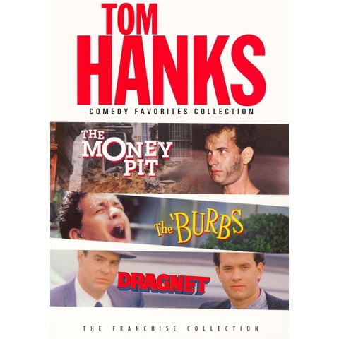 Tom Hanks: Comedy Favorites Collection (2 Discs) (Widescreen)