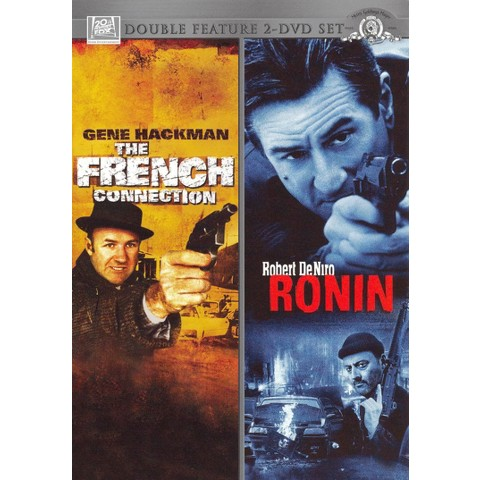 The French Connection/Ronin (2 Discs) (Widescreen, Fullscreen)