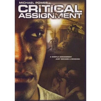 Critical Assignment (Widescreen)