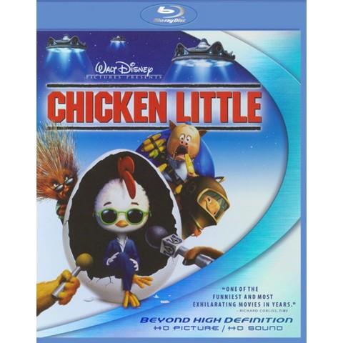 Chicken Little (Blu-ray) (Widescreen)