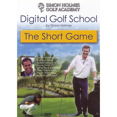 Simon Holmes' Digital Golf School: The Short Game (Widescreen)