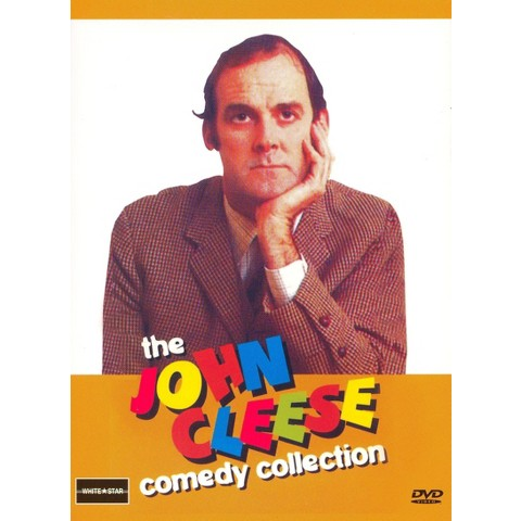 The John Cleese Comedy Collection (3 Discs)