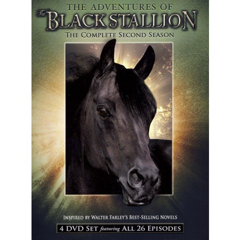 The Adventures of Black Stallion: The Complete Second Season (4 Discs)