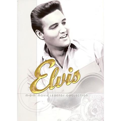 Elvis: MGM Movie Legends Collection (4 Discs) (Widescreen, Fullscreen)