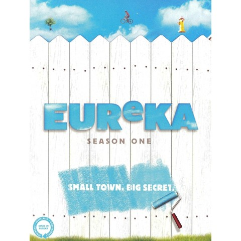 Eureka: Season One (3 Discs) (Widescreen)