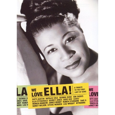 We All Love Ella!: Tribute to the First Lady of Song (Widescreen)