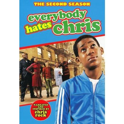 Everybody Hates Chris: The Second Season (4 Discs) (Widescreen)