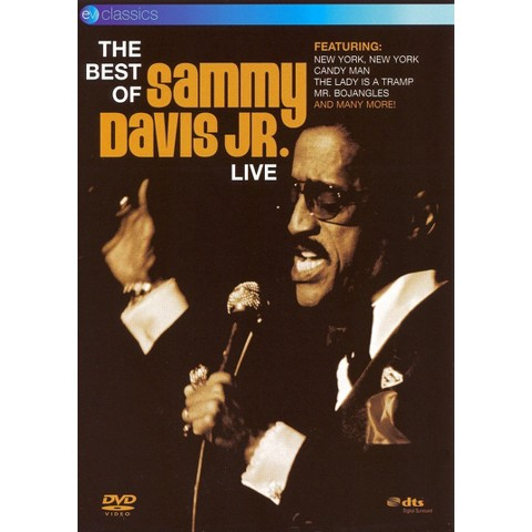 The Sammy Davis, Jr.: Best Of (dvd_video)
