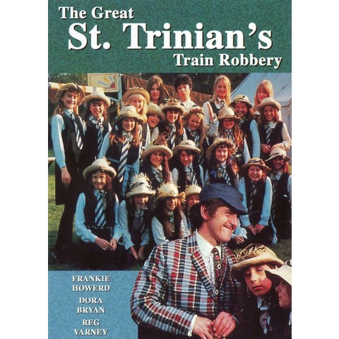 The Great St. Trinian's Train Robbery (R) (Fullscreen)