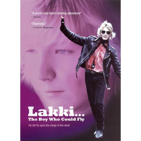 Lakki... the Boy Who Could Fly