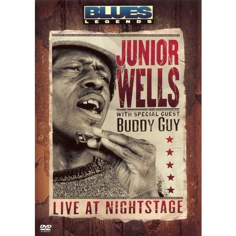 Blues Legends: Junior Wells