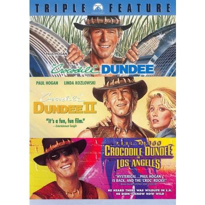 Crocodile Dundee Triple Feature (3 Discs) (Widescreen)