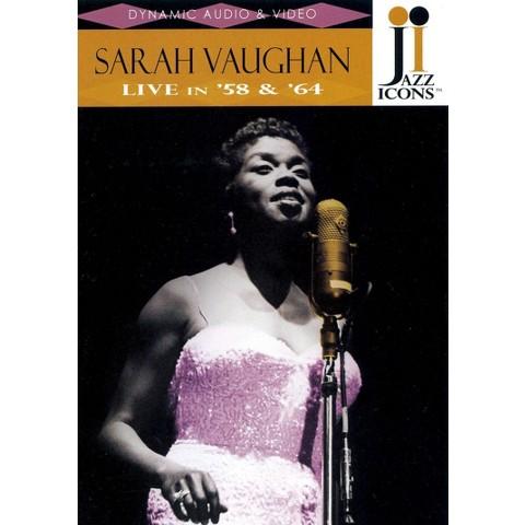 Jazz Icons: Sarah Vaughan