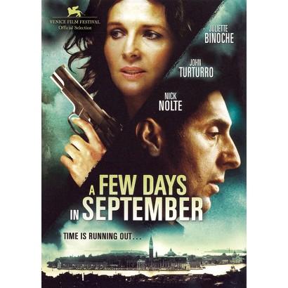 A Few Days in September (Widescreen)