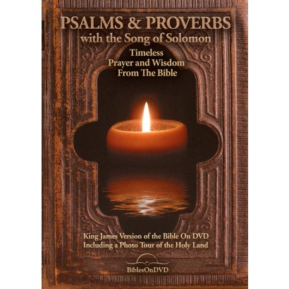 Psalms and Proverbs with the Song of Solomon (Widescreen)