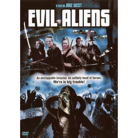 Evil Aliens (Rated Version) (Widescreen)