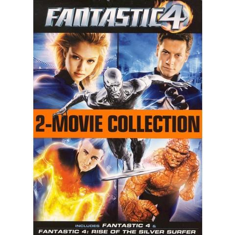 Fantastic Four: 2-Movie Collection (2 Discs) (Widescreen, Fullscreen)