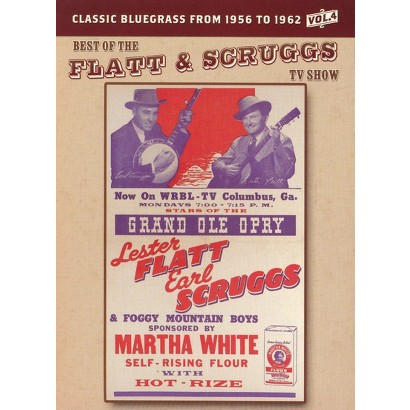 The Best of the Flatt and Scruggs TV Show, Vol. 4