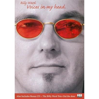 Billy Ward: Voices in My Head (DVD/CD)
