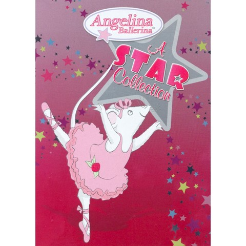 Angelina Ballerina: A Star Collection (3 Discs)