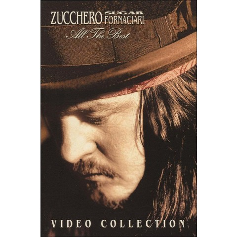 Zucchero: All Best Video Collection (S)