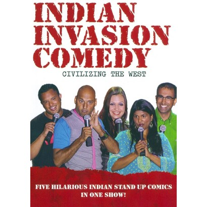 Indian Invasion Comedy: Civilizing the West (Widescreen)