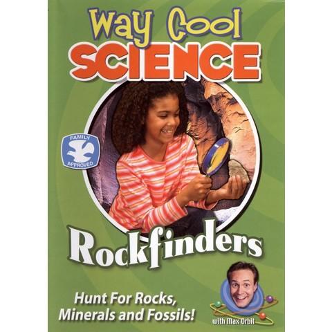 Way Cool Science Series: Rockfinders