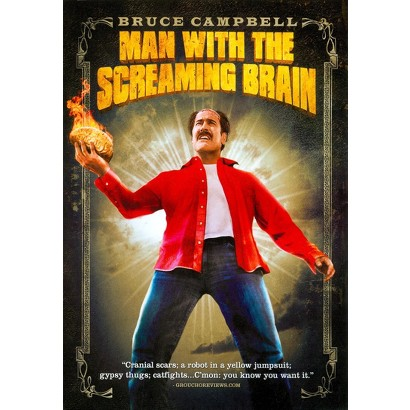 Man with the Screaming Brain (Repackaged) (Widescreen)