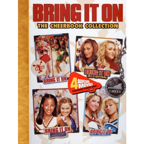Bring It On Cheerbook Collection  (4 Discs) (Widescreen)