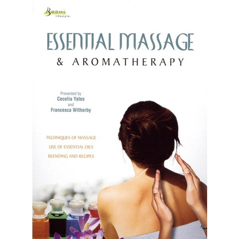 Essential Massage and Aromatherapy (Fullscreen)