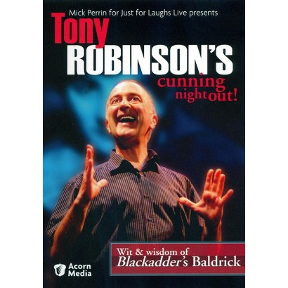 Tony Robinson's Cunning Night Out (Widescreen)